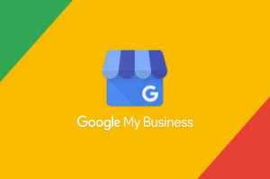 A Picture Of A Little Store With A G For Google My Business By The JMH Group